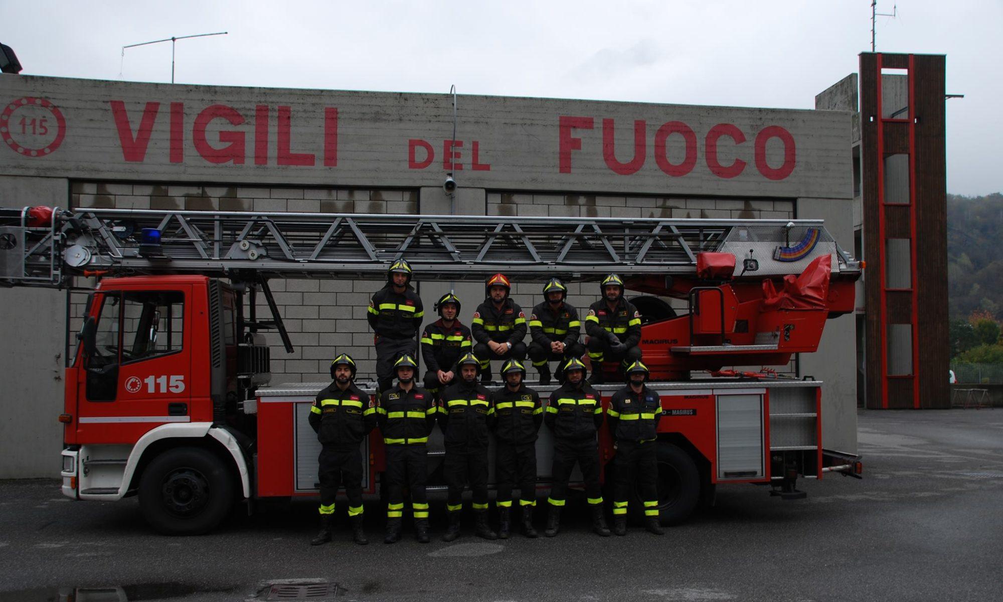 Associazione VVF Volontari Darfo